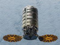 Cygnus - космический корабль, от Orbital Sciences Corporation