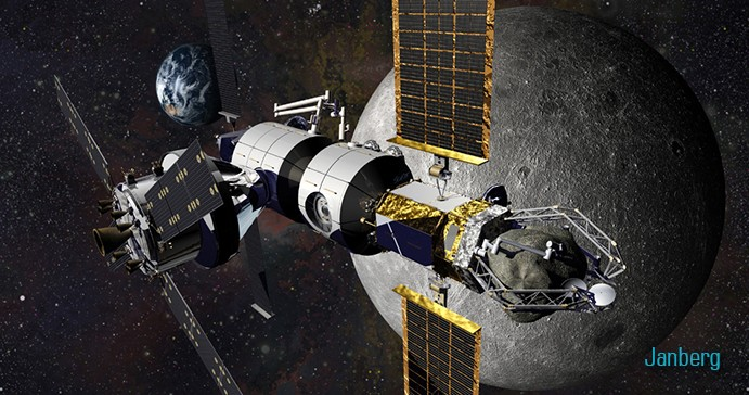 Deep Space Transport - Глубокий Космический Шлюз
