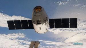 Dragon космический корабль, грузовой космический корабль SpaceX, корабль снабжения МКС