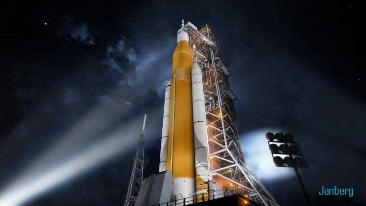 Space Launch System (SLS ) - система космического запуска США