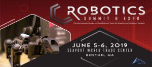 Robotics Summit & Expo 2019