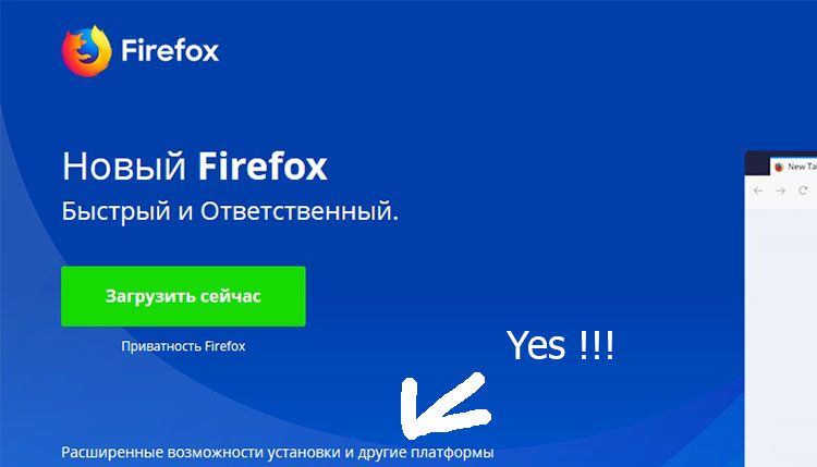 Способ исправления ошибки в браузере Firefox: «Couldn't load XPCOM»?