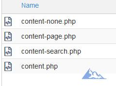 каждый файл с расширением .php