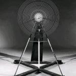 Марсель Дюшан, Вращающиеся стеклянные пластины (Точная оптика) 1920 год