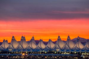 Международного аэропорта Денвера